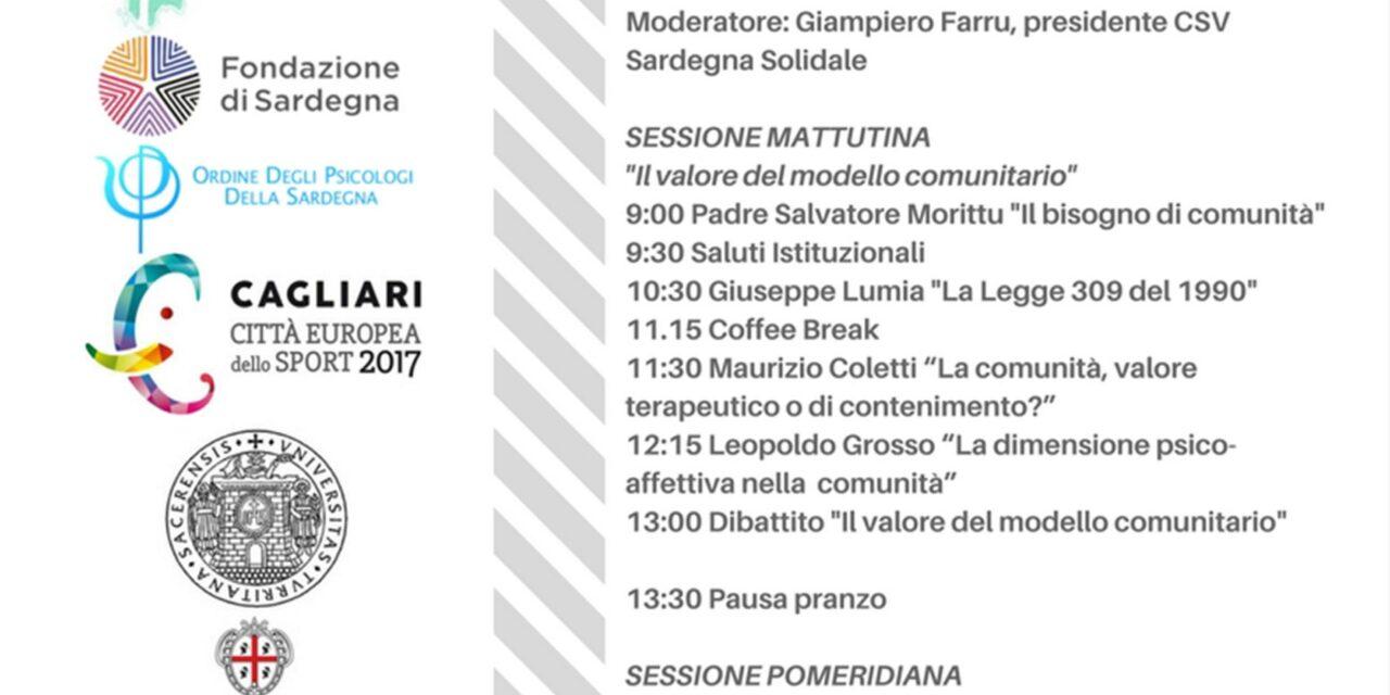 Cagliari – Il modello comunitario: retaggio del passato o esigenza fondamentale del futuro?