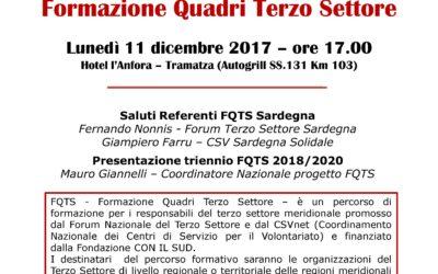 Tramatza – Presentazione FQTS 2018