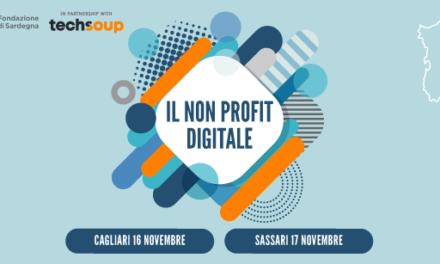 Cagliari – Il Non Profit Digitale. Il roadshow di TechSoup in Sardegna