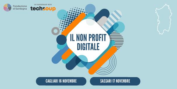 Sassari – Il Non Profit Digitale. Il roadshow di TechSoup in Sardegna