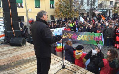 TGR Sardegna e i servizi su Scuola&Volontariato e Marcia della Pace a Ozieri