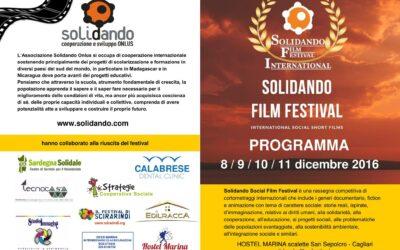 Cagliari – Solidando Film Festival