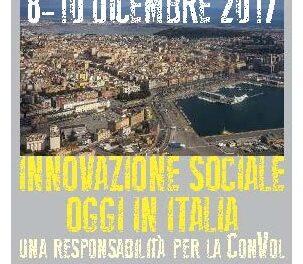 Cagliari – Innovazione sociale oggi in Italia. Assemblea elettiva CONVOL