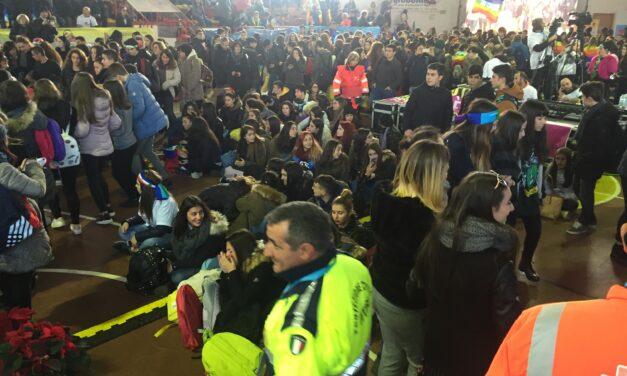 OZIERI, Scuola&Volontariato: il saluto di PAPA FRANCESCO apre una giornata eccezionale
