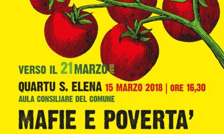 Quartu S. Elena – Mafie e Povertà