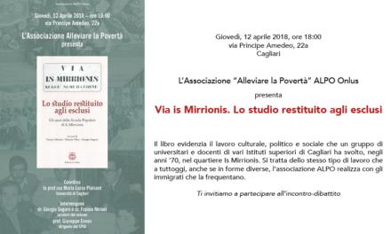 Cagliari – Lo studio restituito agli esclusi
