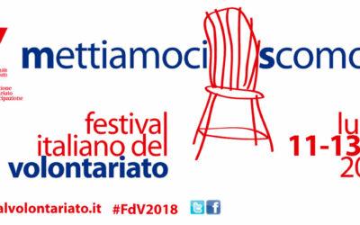 Mettiamoci Scomodi – Festival Italiano del Volontariato