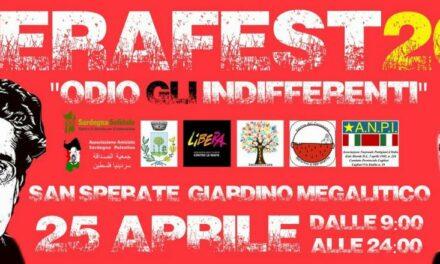San Sperate – LiberaFest 2018