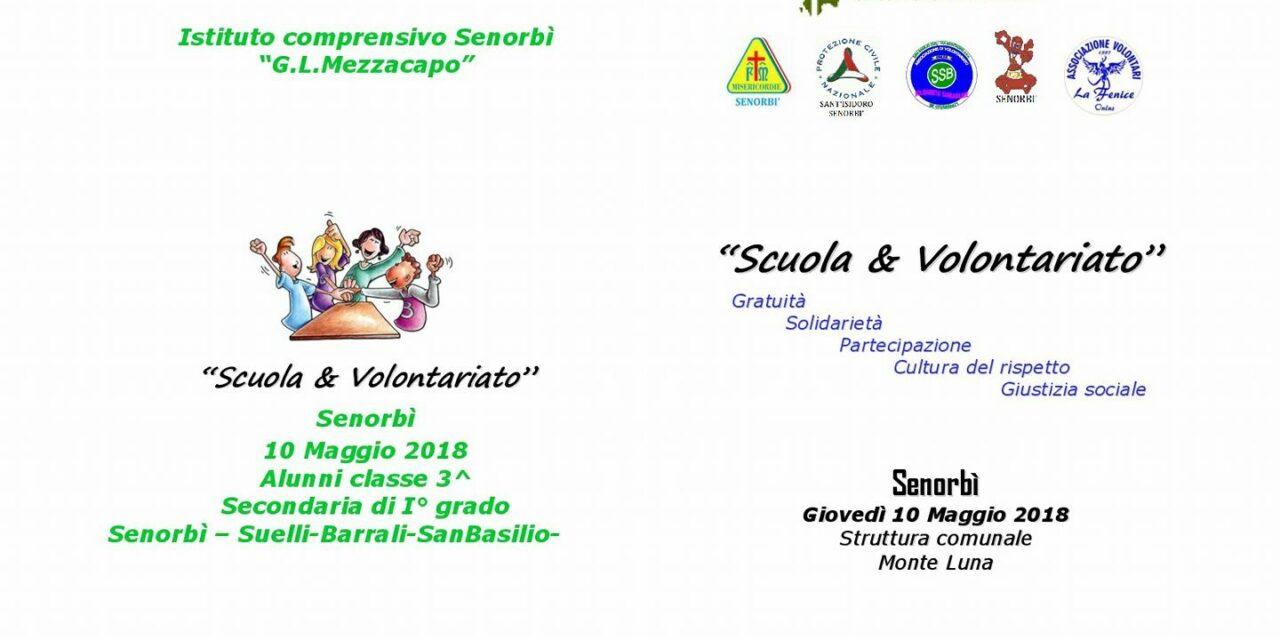 Senorbì – Scuola e Volontariato