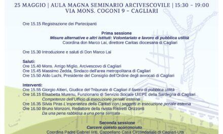 Cagliari – Carcere e misure alternative alla detenzione