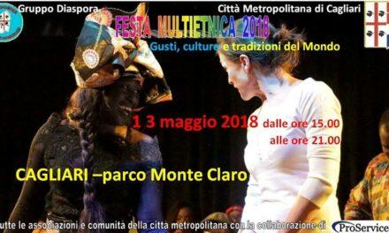 Cagliari – Festa Multietnica