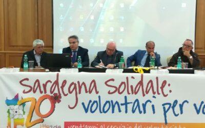Sassari – Vent'anni di Sardegna Solidale. Testimonianze di umanità quotidiana