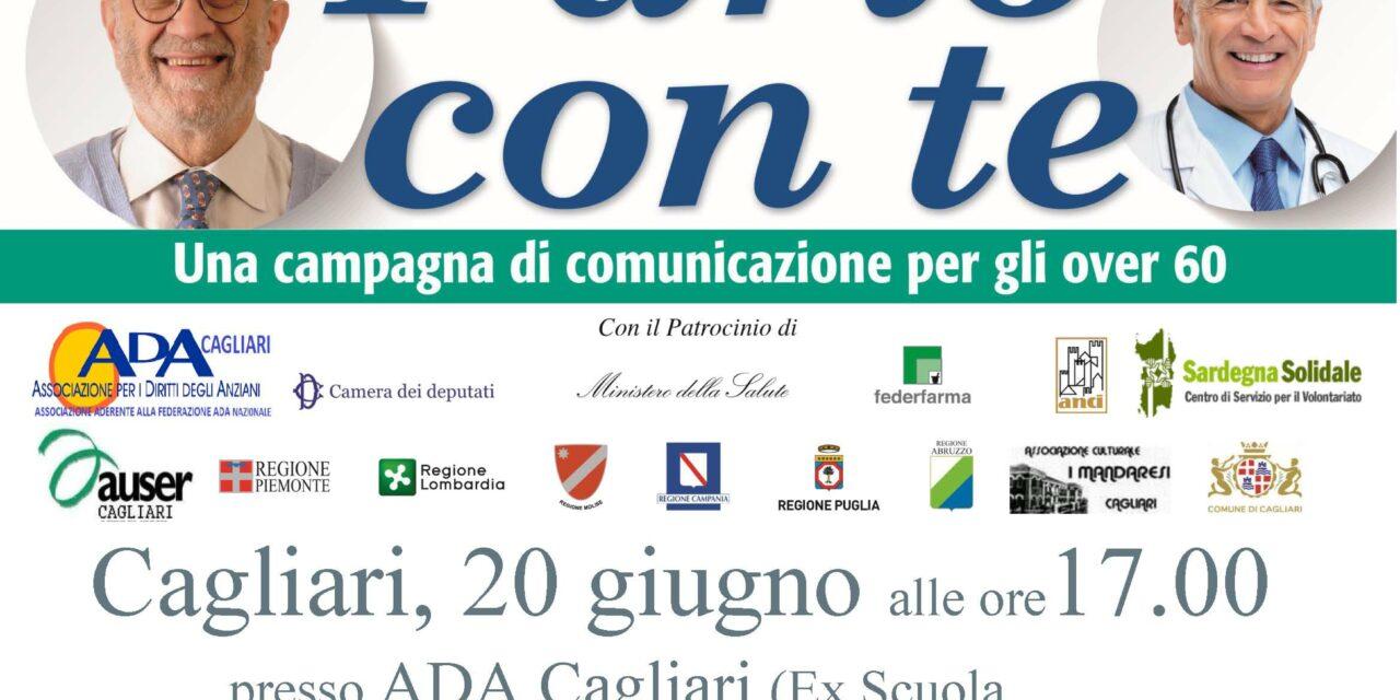 Cagliari – Parlo con te. Una campagna di comunicazione per gli over 60