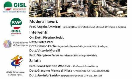 Porto Torres – Sogno di una notte di mezza estate – Mostra-Industrializzazione di Porto Torres