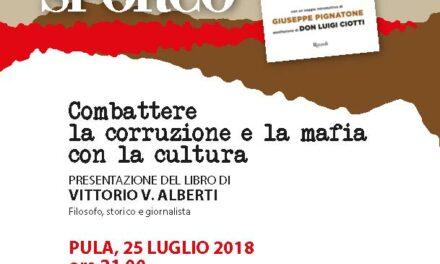 Pula – Pane Sporco. Combattere la corruzione e la mafia con la cultura