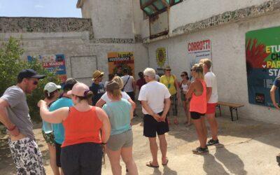 Asinara – Campi di volontariato per giovani volontari