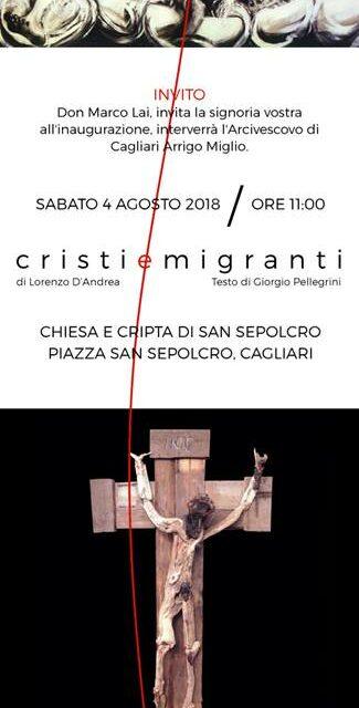 Cagliari – Cristi e Migranti