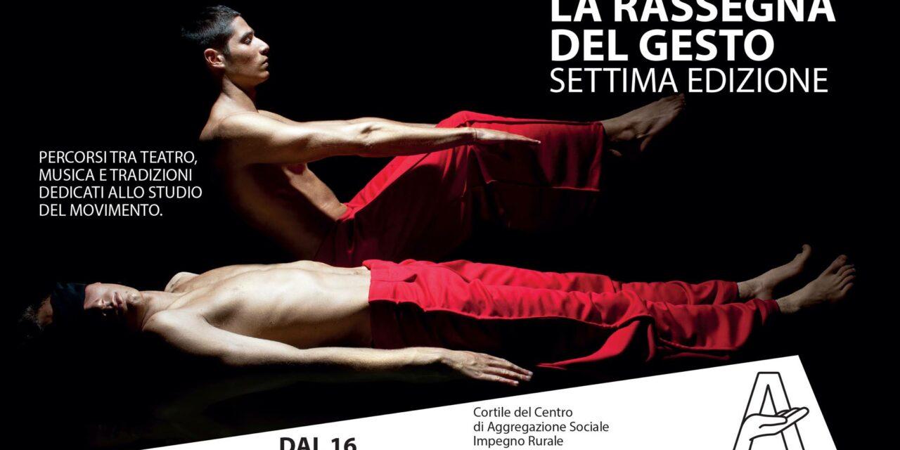 Santa Maria La Palma – Un gesto legale. V (Quinta) La rassegna del gesto – VII edizione