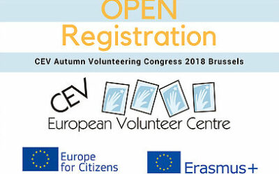 Brussels – CEV Autumn Volunteering Congress 2018