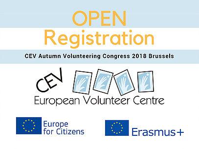 Brussels – CEV Autumn Volunteering Congress 2018