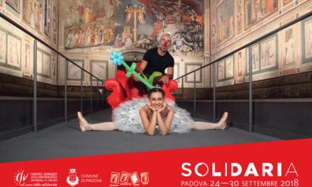 Padova – SOLIDARIA, la città della solidarietà
