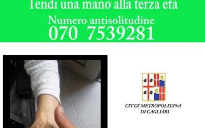 Cagliari – Tendi una mano alla terza età