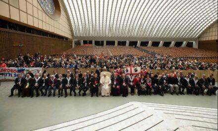 Grazie, Papa Francesco! (il video integrale dell'Udienza Speciale)