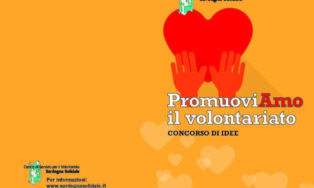 PromuoviAmo il Volontariato – Concorso di idee