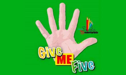 Give me Five! Bando di concorso per le scuole superiori della Sardegna