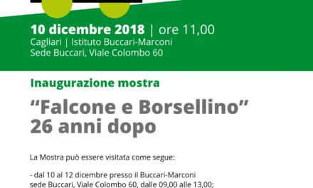 Cagliari – Falcone e Borsellino, ventisei anni dopo