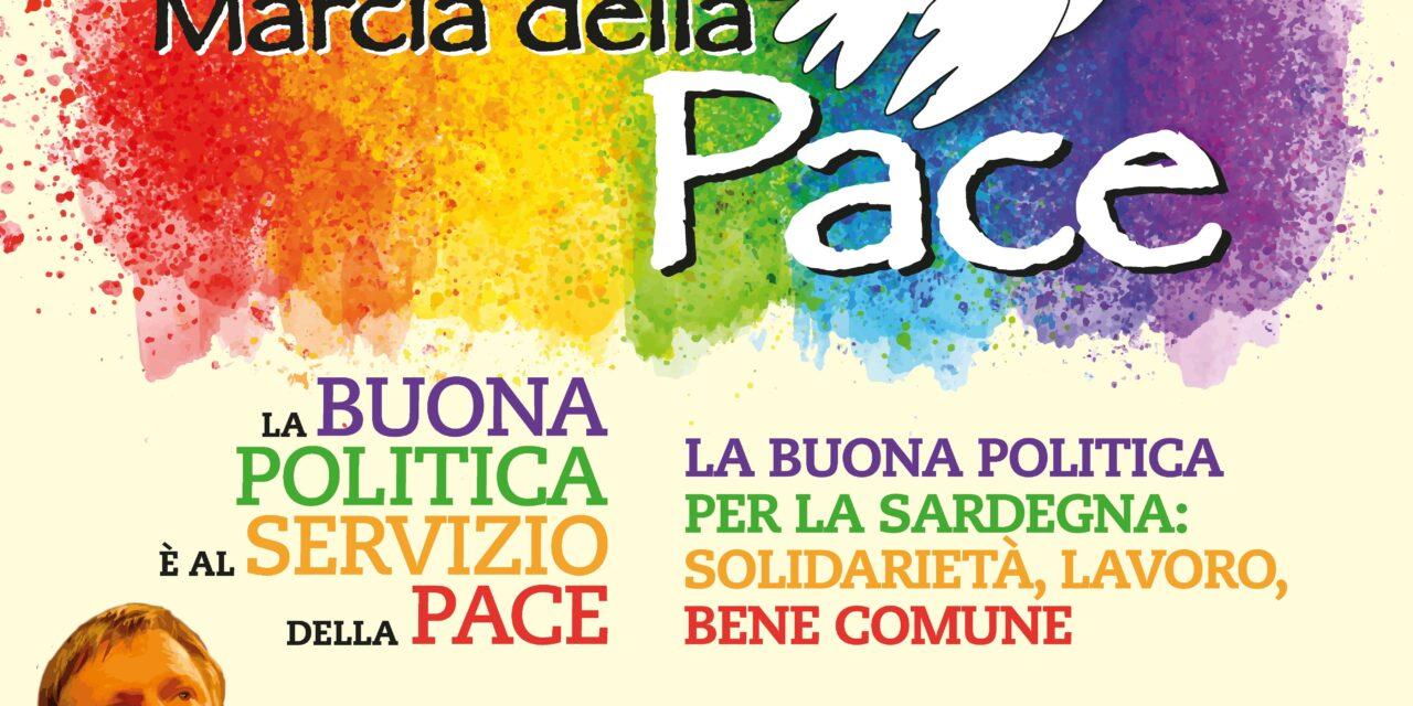 """Villacidro – XXXII Marcia della Pace. """"La buona politica è al servizio della pace"""""""