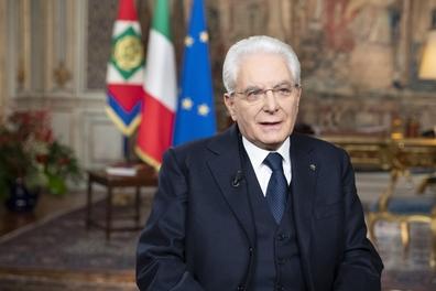 """All'Italia che """"ricuce"""". Messaggio di fine anno del Presidente Sergio Mattarella"""