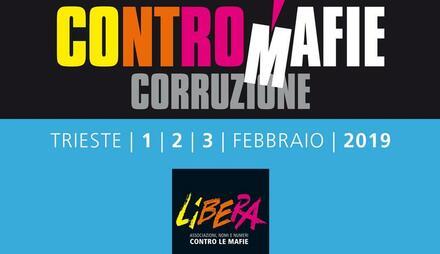 Trieste – Contromafiecorruzione Nord-Est