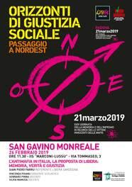 San Gavino Monreale – L'antimafia in Italia, La proposta di Libera: memoria, verità e giustizia
