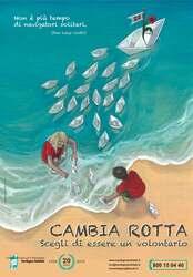 """""""Non è più tempo di navigatori solitari"""" – CAMBIA ROTTA. Scegli di essere un volontario! – 20 Anni di Sardegna Solidale"""