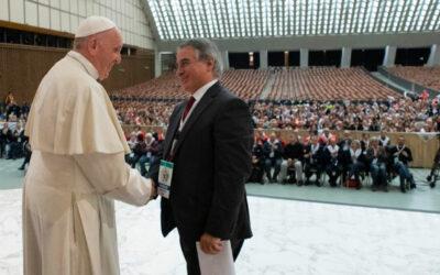 """Papa Francesco: """"Vi incoraggio a proseguire nella vostra missione"""""""