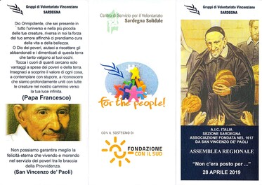 Cuglieri – Assemblea regionale GVV Sardegna