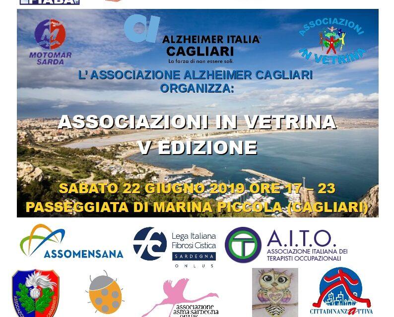 Cagliari – Associazioni in Vetrina 2019. 5° Edizione