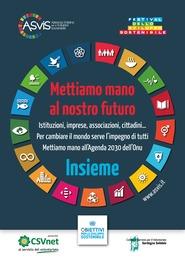 Roma – Apertura del Festival dello Sviluppo Sostenibile 2019