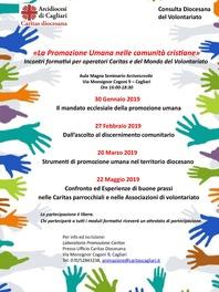 Cagliari – La Promozione Umana nelle comunità cristiane