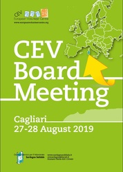 Cagliari – CEV Board Meeting