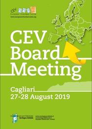 Cagliari – CEV Board Meeting