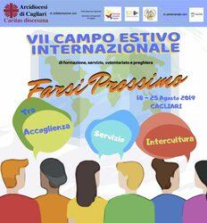 Cagliari – Farsi prossimo, tra Accoglienza, Servizio e Intercultura