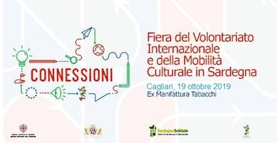 Cagliari – Connessioni 2019. La Fiera del Volontariato internazionale in Sardegna