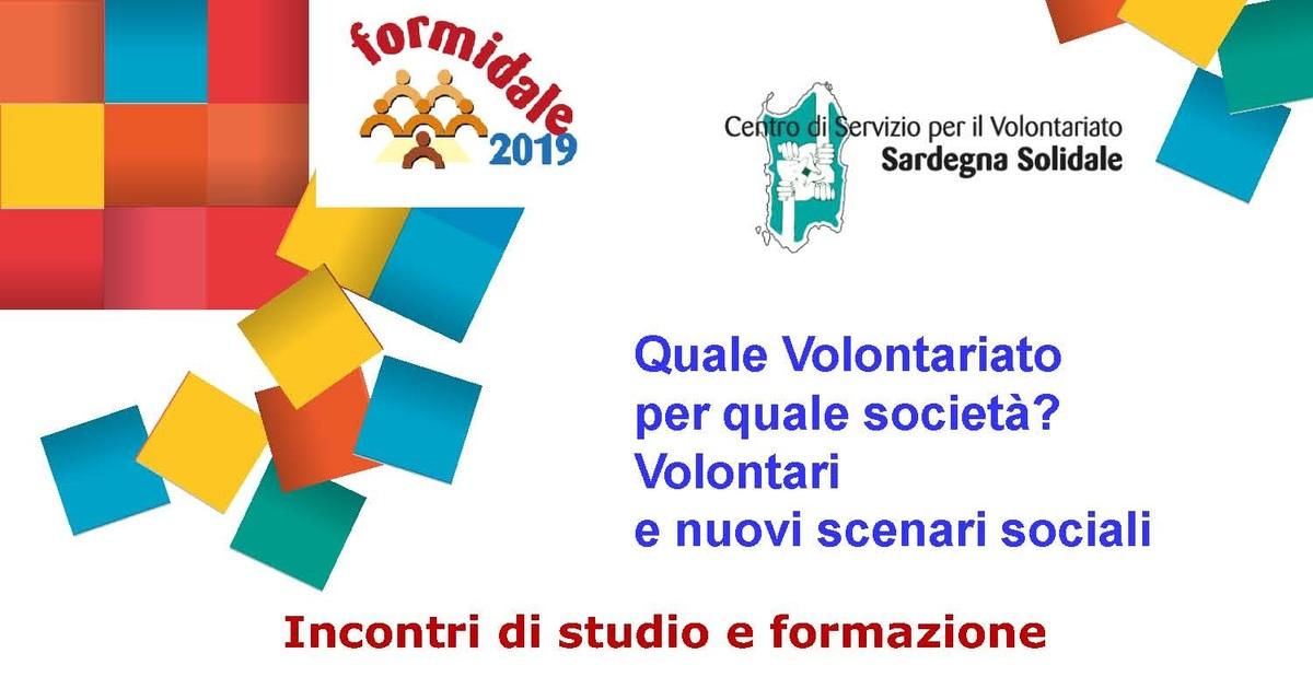 Cagliari – Quale Volontariato per quale società? Volontari e nuovi scenari sociali