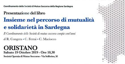 Oristano – Insieme nel percorso di mutualità e solidarietà in Sardegna
