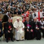 Grazie, Papa Francesco. A un anno dall'udienza speciale riservata a Sardegna Solidale