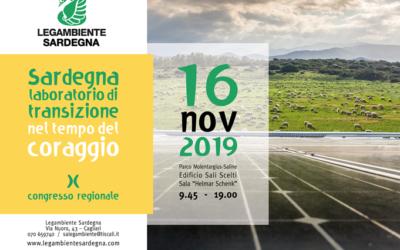 Cagliari – X Congresso Legambiente Sardegna