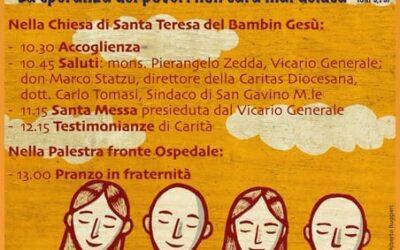 San Gavino Monreale – Giornata mondiale dei poveri