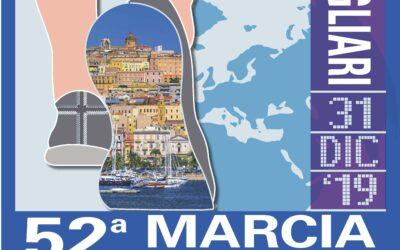 Cagliari 31 dicembre 2019 – 52° Marcia nazionale per la Pace (33° Marcia regionale)